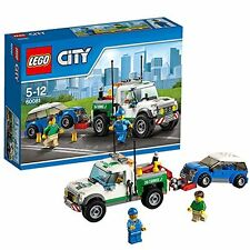 LEGO City Great Vehicles60081: Pickup Tow Truck KIDS CONSTRUCTION FUN GIFT IDEA
