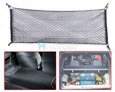 Car Trunk Rear Cargo Organizer Storage Elastic Nylon Net for SUV