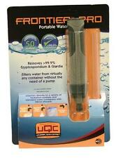 Frontier PRO Portable Water Filter - Filters up to 50 Gallons