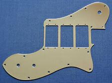 Fender John 5 Deluxe Triple Tele Chromed Brass pickguard Chrome Guitar