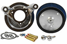 NEW HARLEY TWIN CAM 2008-13 HIGH FLOW TOURING EFI AIR CLEANER KIT
