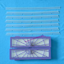 replacement HEPA filter,blade & squeegee for Neato Botvac 70e 75 80 85 D80 D85