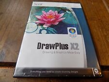 Serif Drawplus X2 Drawing & Graphics Made Easy PC