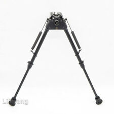 "9-13"" Harris Style Bipod Adjustable Length Heavy Duty 45 Degree Tiltable pivot"