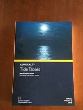 2015 Admiralty Tide Tables Volume 6 (NP206), North Pacific Ocean