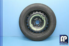 W204 MERCEDES C300 C350 C250 SPARE TIRE EMERGENCY WHEEL RIM DONUT 125/90 R16