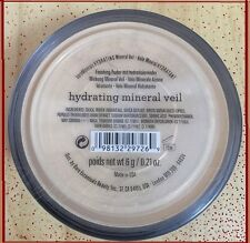 BareEscentuals bareMinerals HYDRATING MINERAL VEIL 6g XL Face Powder XL New