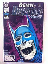 Detective Comics #620 Comic Book DC 1990