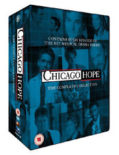 Chicago Hope (Complete Collection) NEW PAL Series Cult 37-DVD Set Adam Arkin