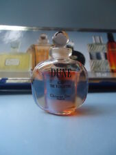 DIOR DUNE 5ml VINTAGE 1991 EDT MINIATURE NEW REMOVED FROM RUINED BOXSET NO BOX