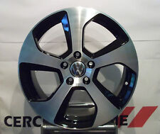 4 Cerchi in lega 17 Volkswagen Golf 7 6 5 GTI 5p Highline BlueMotion Tech&Sound