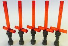 Lot of 5 CUSTOM Star Wars Lightsaber Sword Saber Blade Kylo Ren Style