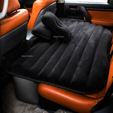 Inflatable Car Seat Travel Hoilday Car Spare Sex Air Bed Mattress Car Seat Sleep