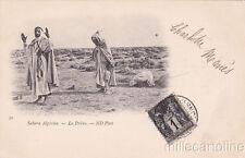 * ALGERIA - Sahara Algerien, La Prière 1901