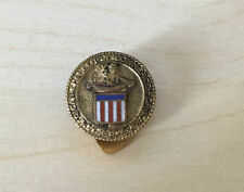 SPILLA PIN BADGE AMERICAN CHAMBER OF COMMERCE FOR ITALY ORGANIZED 1915