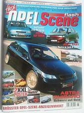 Flash Opel Scene - Nr. 6/2006 - Corsa A - Vectra - Kadett D - Tuning Zeitschrift