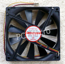 EverCool 140mm 1500prm Case Fan EC14025M12CA NEW