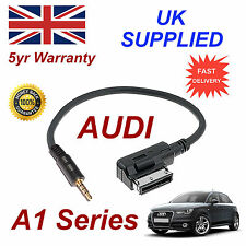 AUDI A1 Series AMI MMI 4F0051510F Music Interface 3.5mm Jack input Cable