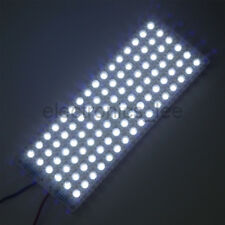 12V Led Light Panel Board White 96 Piranha Night Lamp Super Bright