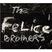 The Felice Brothers - The Felice Brothers CD Album Fast Post