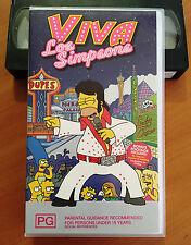 SIMPSONS - VIVA LOS SIMPSONS - VHS