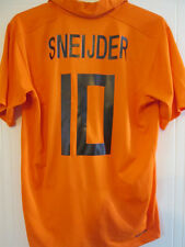 Holland 2006-2008 Sneijder Home Football Shirt Size large /35418