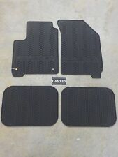 2012-2017 Dodge Journey All Weather Slush Mats