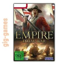 Empire: Total War PC spiel Steam Download Digital Link DE/EU/USA Key Code Gift