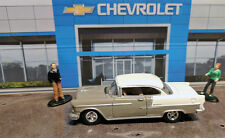 1955 Chevy Bel-Air RARE 1:64 LIMITED EDITION DIECAST COLLECTIBLE MODEL CAR
