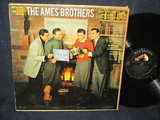 Words and Music with The Ames Brothers LP with Song Book