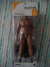 1/6 Hot Toys Truetype Figure TTM20 Advanced Muscular Body (MISB)