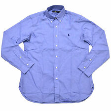 Polo Ralph Lauren Mens Dress Shirt New Standard Fit Buttondown Prl New Nwt