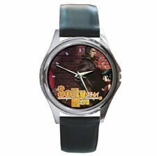 Solty Rei Anime Ultimate leather wrist watch HOT
