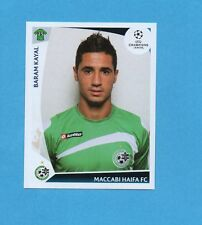 PANINI-CHAMPIONS 2009-2010-Figurina n.65- KAYAL - MACCABI -NEW BLACK