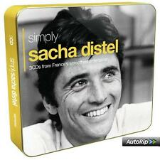 Distel,Sacha - Simply Sacha Distel (3cd Tin) - CD NEU