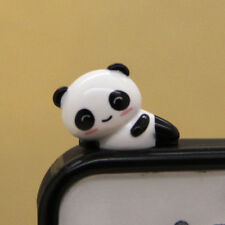 New Cute Panda (SmileCurve eye) Dust Proof phone plug Cover Charm(3.5mm)