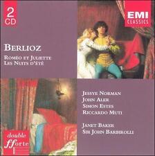 Simon Estes Berlioz: Roméo et Juliette  Nuits dété CD