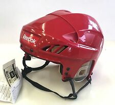 New Reebok 4K NHL/AHL Detroit red size large Pro Stock Return ice hockey helmet