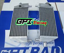 L&R Kawasaki Aluminum radiator FOR KX125/KX250 1994-1998 1997 1996 1995