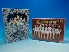 DVD SNSD Girls Generation First Japan Tour Deluxe Edition & New Beginning of SET