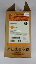 NEW NOS HP Indigo ElectroInk Orange Q4091A