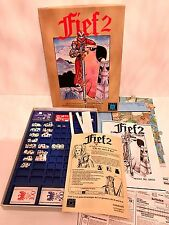 Fief 2 Vintage Rare Italiano Euro Games International Team (no Zargo's Lords)