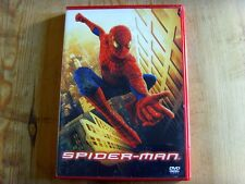 Como nuevo DVD de la película   SPIDER-MAN - Item For Collectors