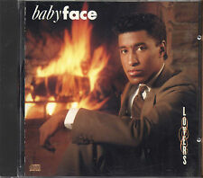 BABYFACE - Lovers - CD RARE 1989 NEAR MINT CONDITION
