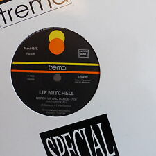 "MAXI 12"" LIZ MITCHELL Get on and dance 050490"
