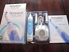 Rotadent Contour Procare Electronic Toothbrush NEWEST MODEL 2016 Rota Dent