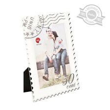 "Photo Frame, Balvi, Stamp Photo Frame 4"" x 6"" (4R)"