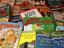 5000 Children's Books K-5 FREE SHIPPING (.35 per book with shipping).