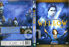 Willow - Ron Howard, Val Kilmer, Joanne Whalley 1988 / NEW