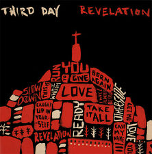 Third Day - Revelation CD 2008 Essential Records [83061-0853-2] ** NEW **